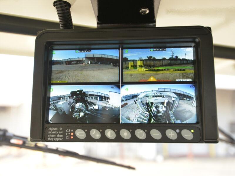 TITAN cameras