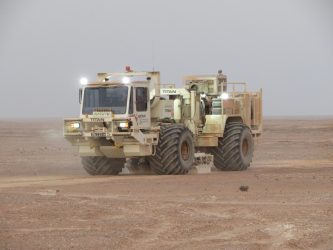 TITAN successfully tested in Oman