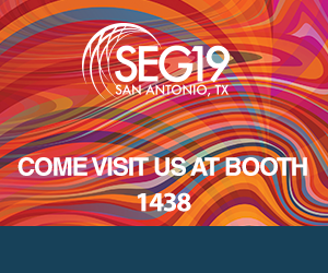 SEG International Exposition and 89th Annual Meeting