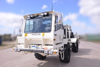 INOVA announces delivery of UV2